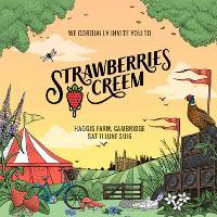 Strawberries & Creem Festival