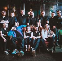 Dutty Moonshine Big Band/Mr B the Gentleman Rhymer