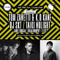 Sanction: DJ S.K.T, Taiki Nulight, Tom Zanetti & Ko Kane, Jamie