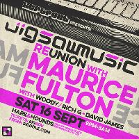 Jigsaw Music Reunion with Maurice Fulton