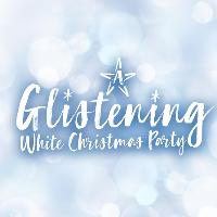 Glistening White Christmas Party
