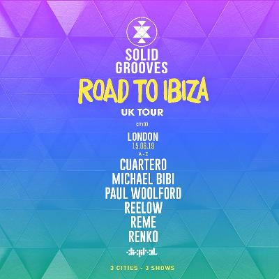 Solid. Grooves - Road To Ibiza