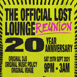 The Official Lost Lounge Reunion