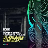 Rong 8th Birthday at Victoria Warehouse 2018