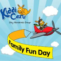 Family Fun Day at Kiddi Caru Day Nursery Matford Green, Exeter