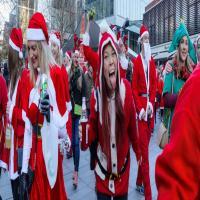 1 Big Night Out Santa Suit Christmas Crawl