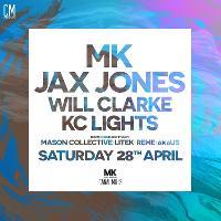 Canal Mills presents MK, Jax Jones, Will Clarke & more