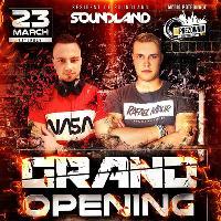 Grand Opening - Soundland