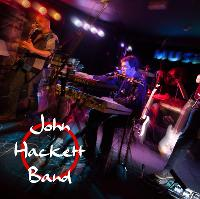 John Hackett Band, support: Howard Sinclair