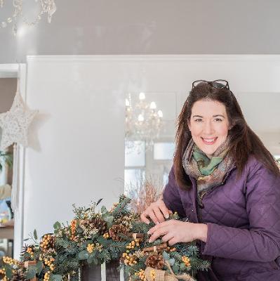 Luxury wreath workshop