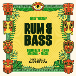 Rum & Bass - Freshers Opening Party