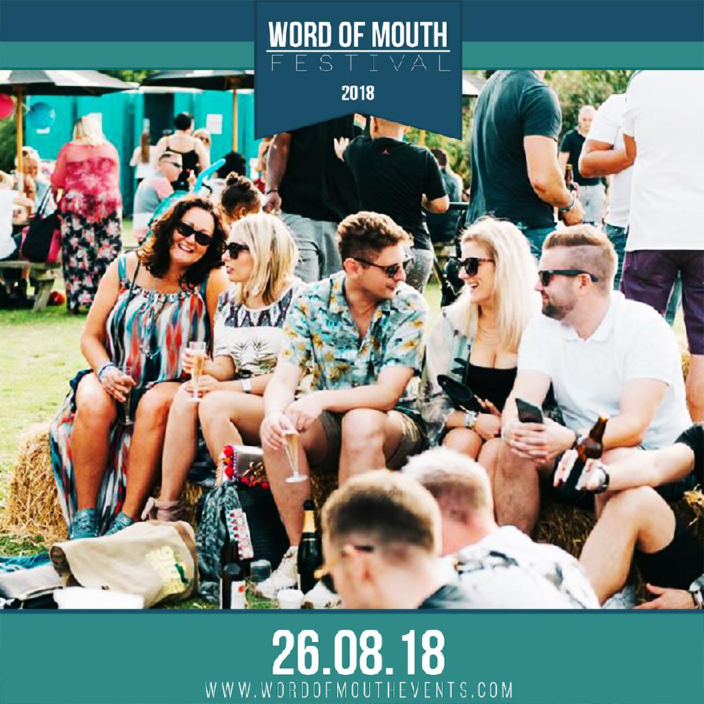 Word of Mouth Festival 2018 - Family Friendly!