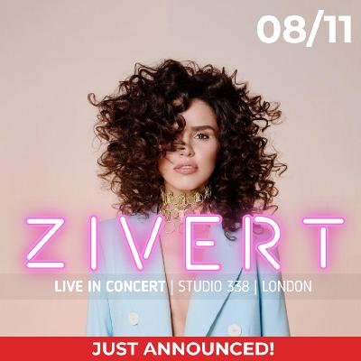 Zivert / Зиверт Live in Concert I November 8th | Studio 338