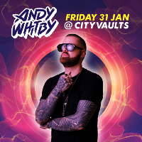 Andy Whitby ft. Mark Smith @ CityVaults