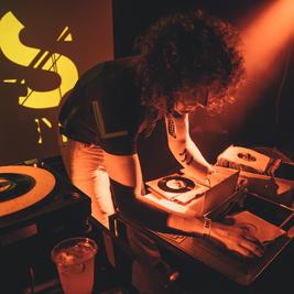 DJ Chris Davies (Disco Freaks) at The Night Owl Finbsury Park