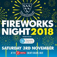 Sussex Cricket Fireworks Night 2018