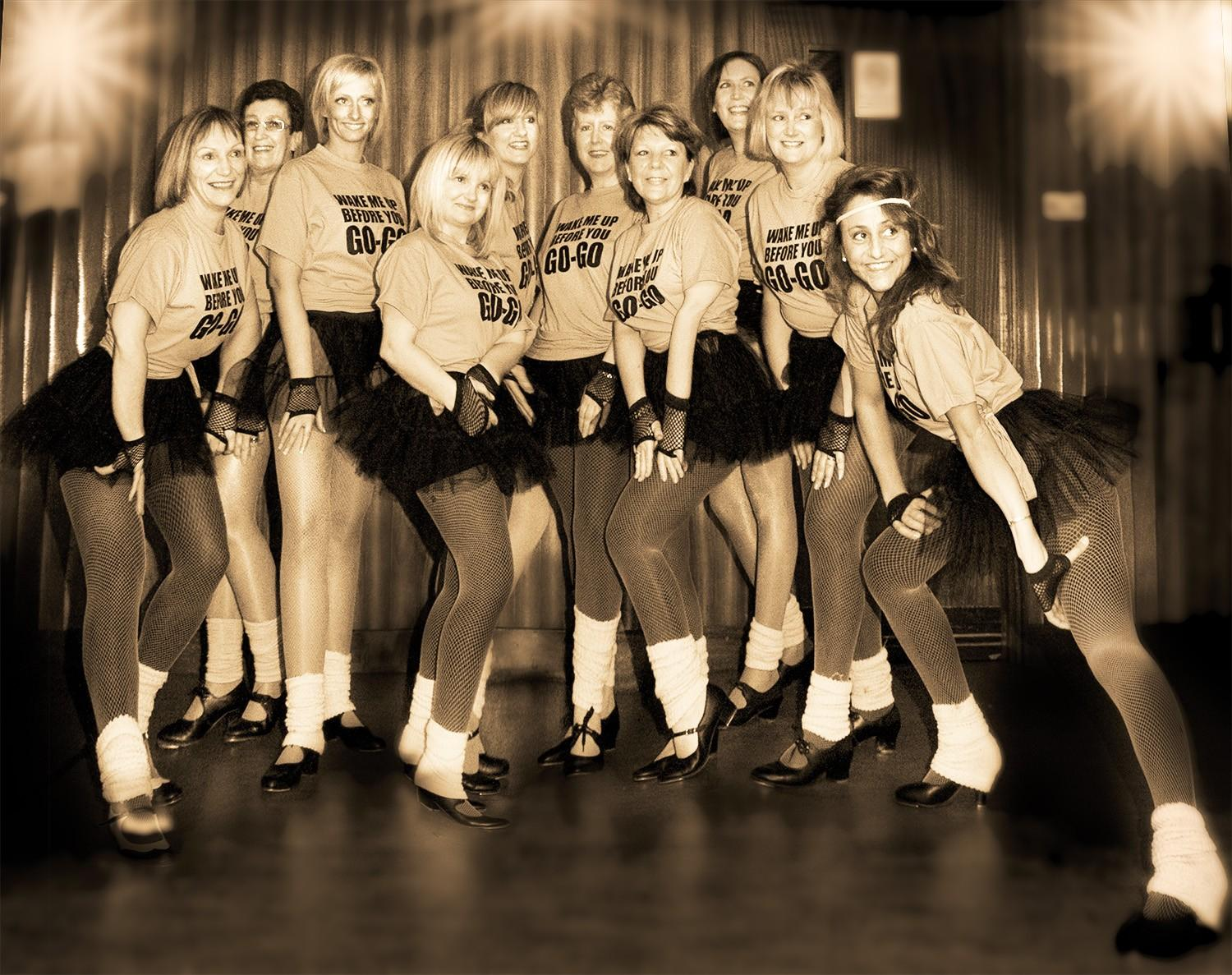 Class in tap dance adult maryland