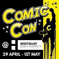 ComicCon at Westquay
