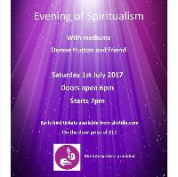 Evening of Spiritualism - Charity Event