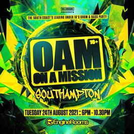 OAM -18 Drum & Bass Warehouse Party