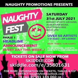 Naughty Fest