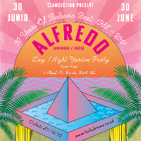 Clandestino Presents DJ Alfredo: Balearic Yarden Party