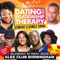 Dating and Relationships Therapy: Comedy & Games