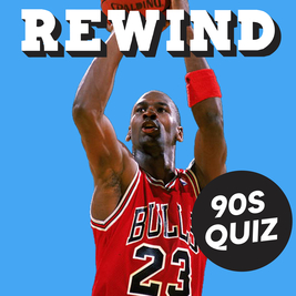 Rewind 90s Quiz