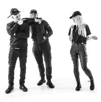 SuperCharged presents TQD - The Royal T, DJ Q, Flava D Tour