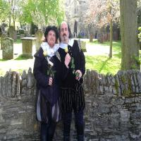 Tour of Stratford with William Shakespeare