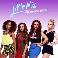 Little Mix Pre-Concert Party