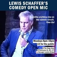 Lewis Schaffer's Comedy Open Mic