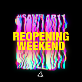 LAB11 REOPENING WEEKEND 2021