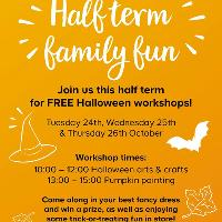 B&Q Weston-Super-Mare invites you to attend its Halloween workshops!