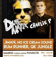 NICS & QK Presents: Dubmatix & Charlie P + More