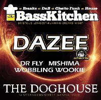 Bass Kitchen present Dazee