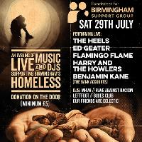 Hare & Hounds Presents Birmingham Support Group Fundraiser