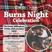 Daisy Chain Burns Night