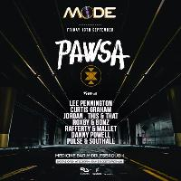 Mode pres. Pawsa (Solid Grooves)