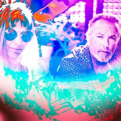 STEVE KILBEY (The Church) and Amanda Kramer