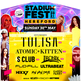 Stadium Fest Hereford 2021