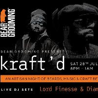 Bear Grooming Presents Kraft