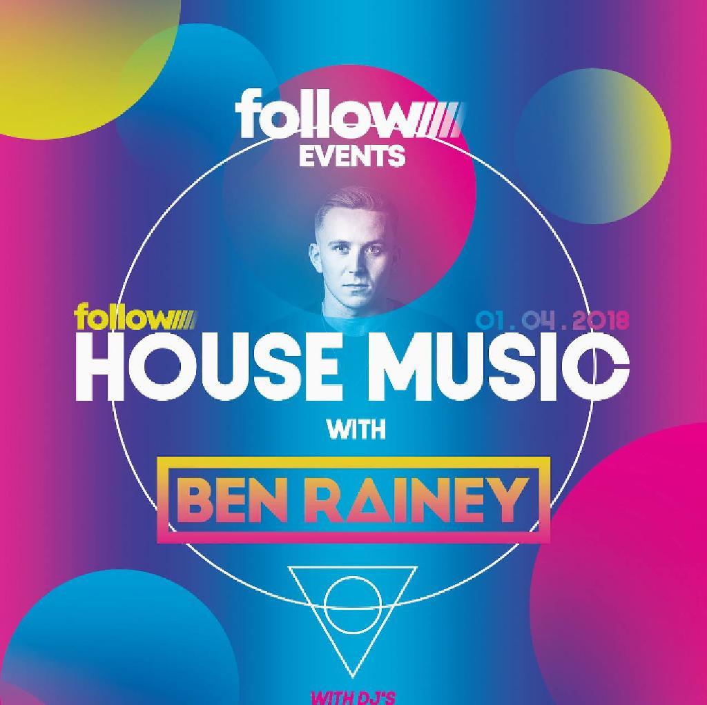 Follow house music