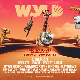 WYLD: Summer Daytime Party