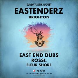 Eastenderz Brighton: East End Dubs, Rossi, Fleur Shore