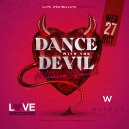 DANCE WITH THE DEVIL | HALLOWEEN SPECIAL