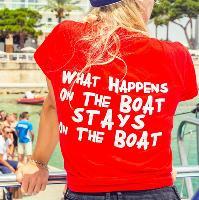 Oceanbeat Ibiza Boat Party Maniac Saturday