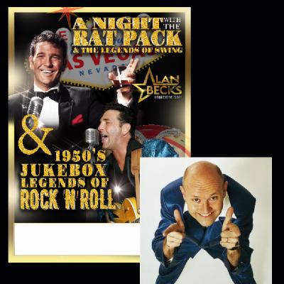 Legends of Swing + Jed Stone Comedian