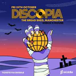 DISCOPIA: HALLOWEEN SPECIAL (FREE TICKETS B4 11.30PM)