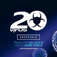 Displace: 20 Years of Virus Recordings @ Hope Works, Tramlines